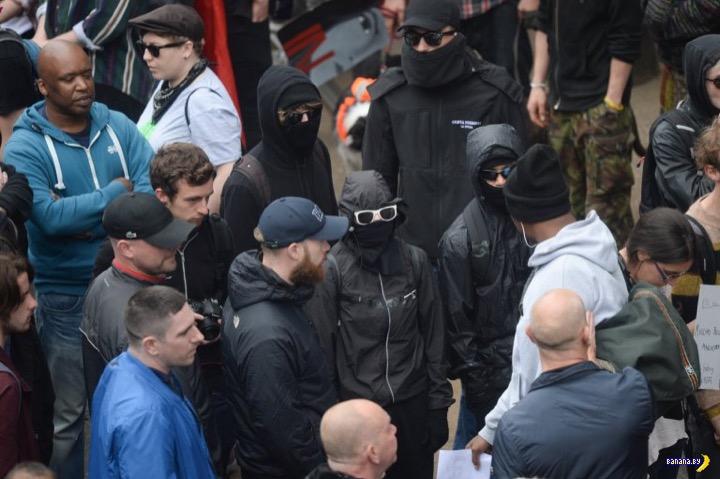 Не все британцы толерантны