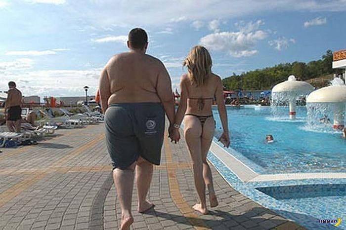 Найдена страна толстяков