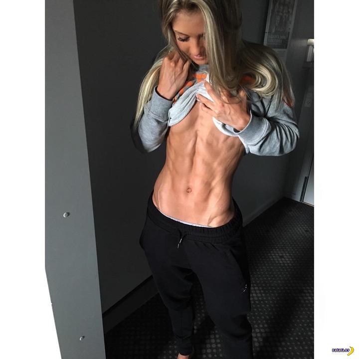 Спортивные девушки - 117