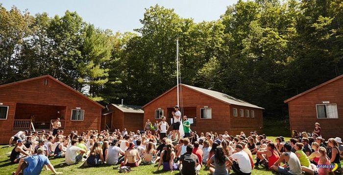 А вы бы поехали в лагерь для взрослых?