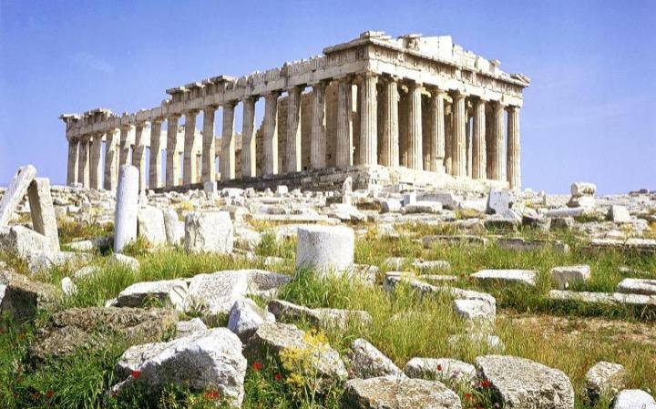 К Греции никогда не пропадет интерес туристов
