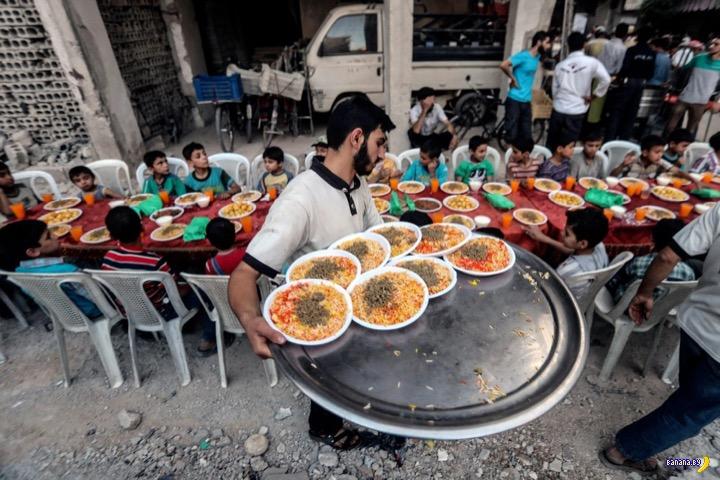 Рамадан в Сирии