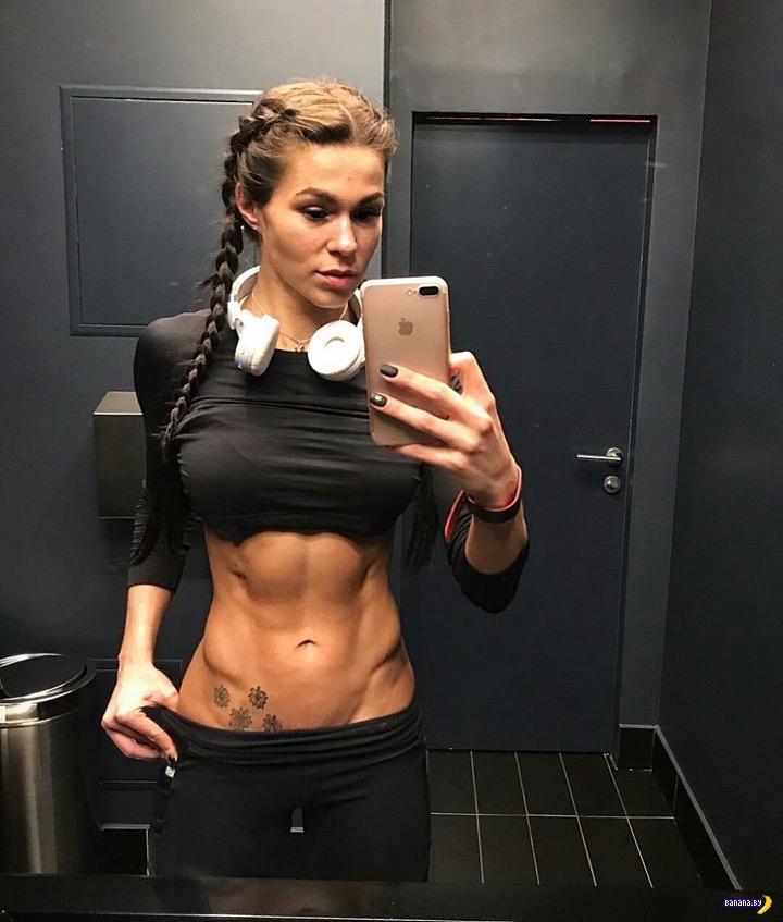 Спортивные девушки - 118