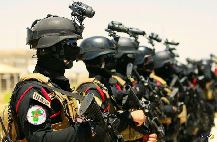 Красивые и опасные военные