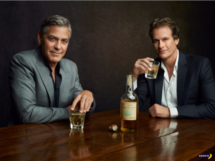 Клуни, текила и миллиард