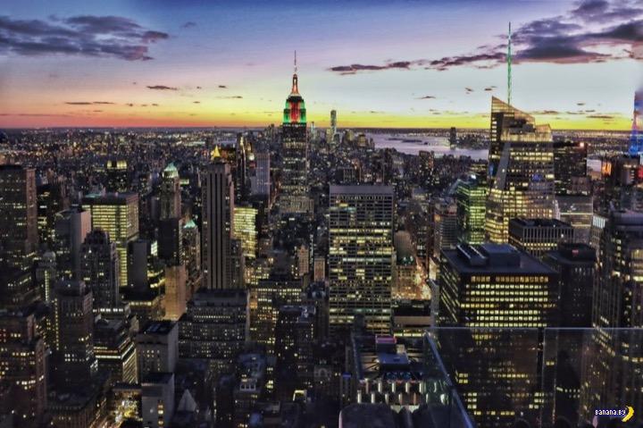 Самые популярные города в Инстаграме