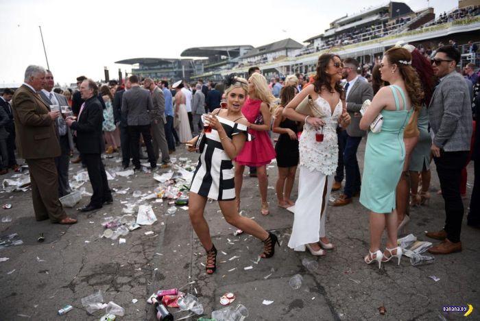 Женский день на элитных скачках Ascot