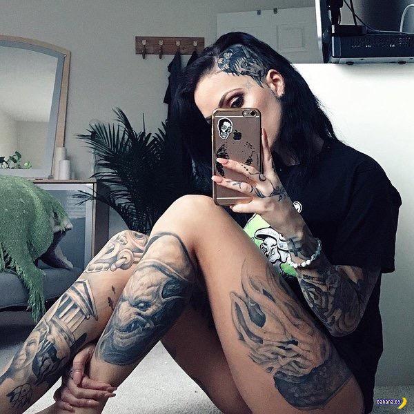 Расписные девушки - 81