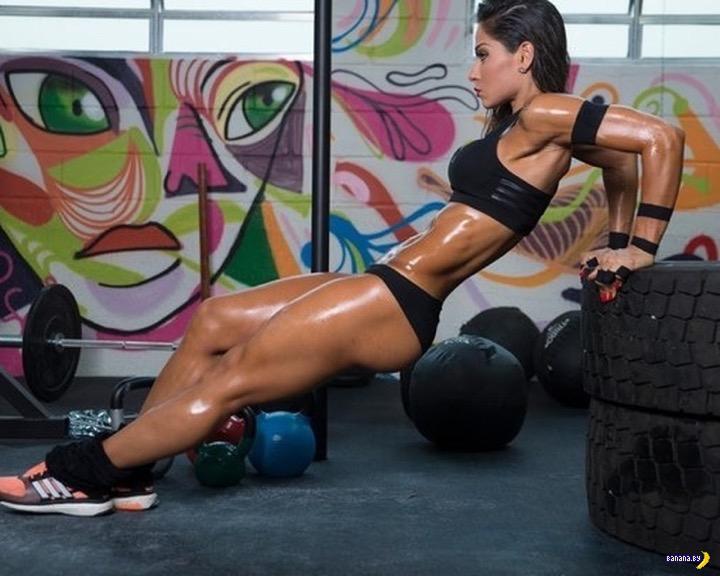 Спортивные девушки - 119