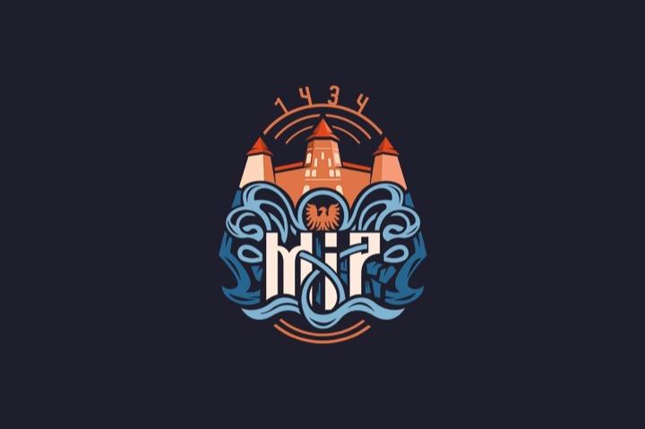 Логотипы белорусских замков