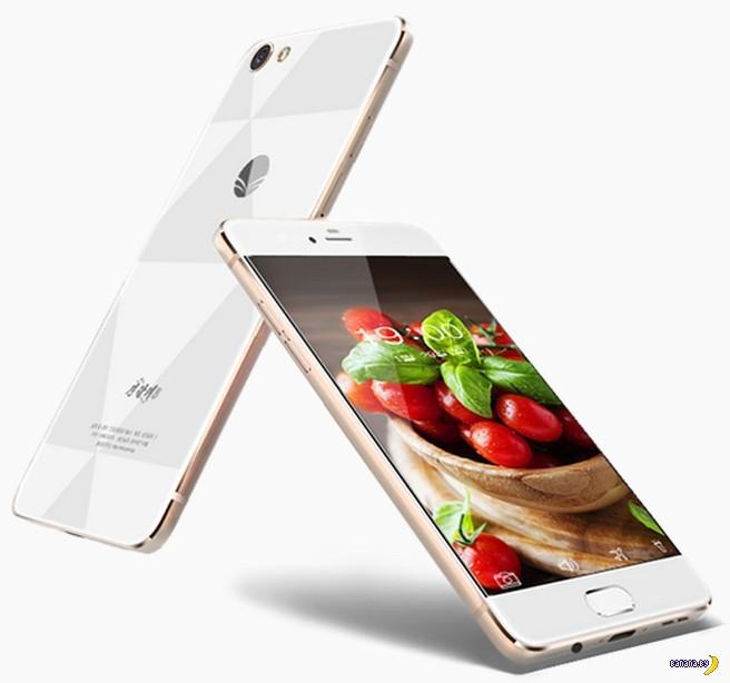 В КНДР есть свой iPhone