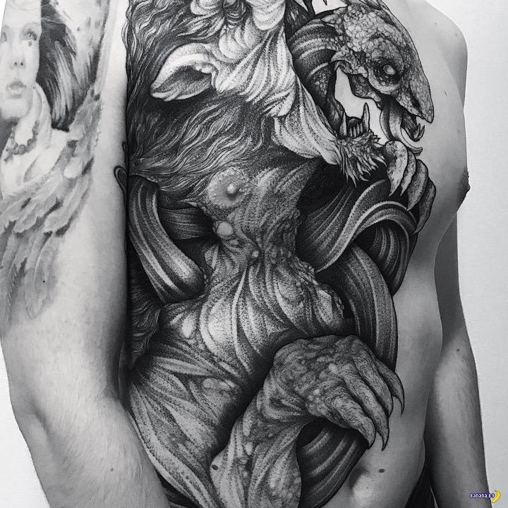 Татуировки на зависть - 87 - Parvick