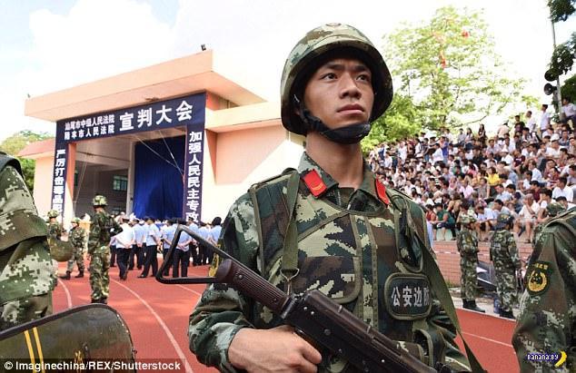 Правосудие по-китайски