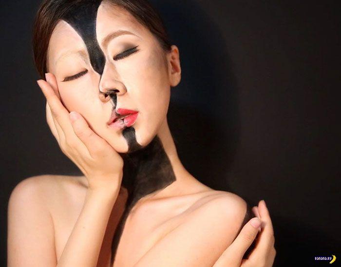 Фантастический грим Dain Yoon