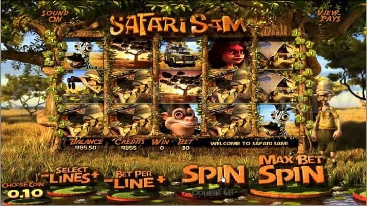 Лучшие игровые автоматы на тему Африки