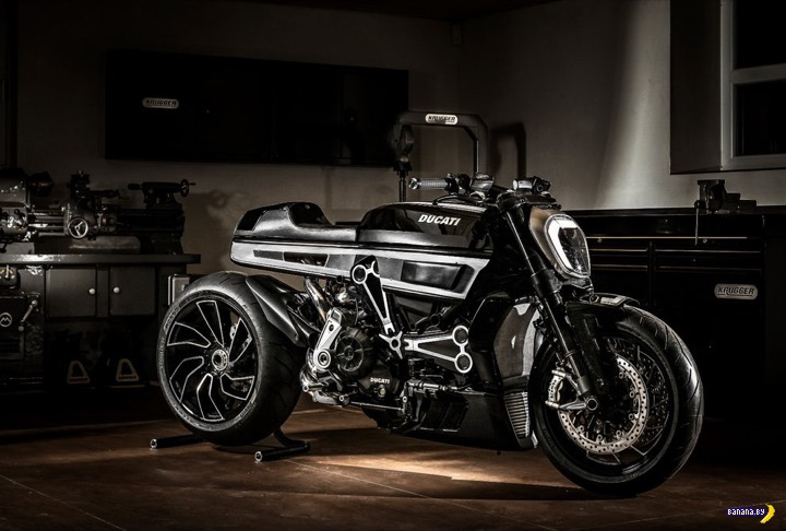 Ducati XDiavel Thiverval