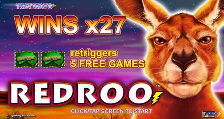 Новый игровой автомат RedRoo