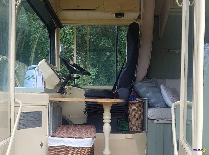 Жизнь в автобусе!