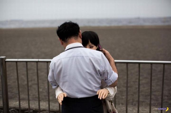 Печальная история одинокого японца