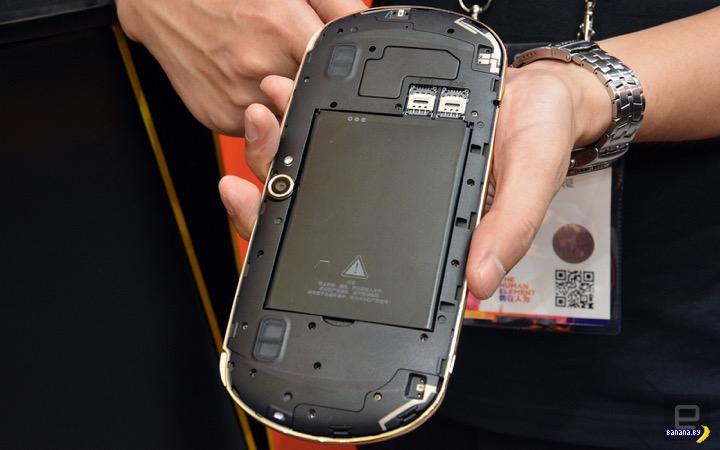 Странно, но игрофоны еще живы!