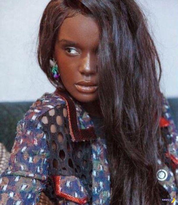 Черная куколка Даки Тот