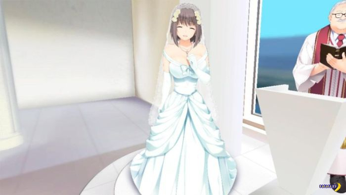 Японская свадьба во всей красе