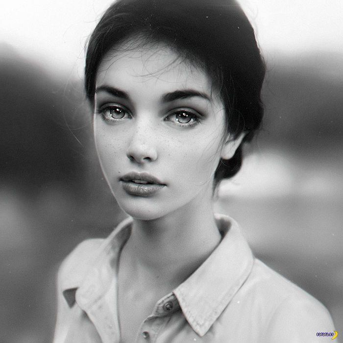 Красивые девушки и их секрет