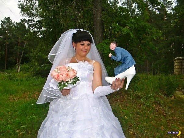 Свадебные кошмары - 29 - Только коллажи!
