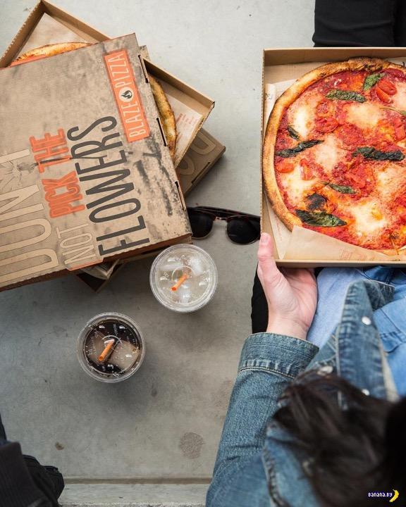 Феноменальный успех Blaze Pizza в США