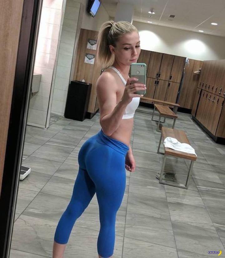 Спортивные девушки - 122