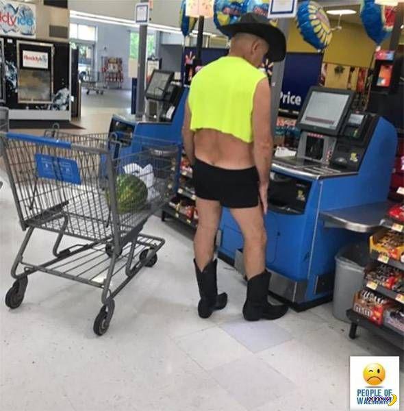 Яркие модники из Walmart - 11