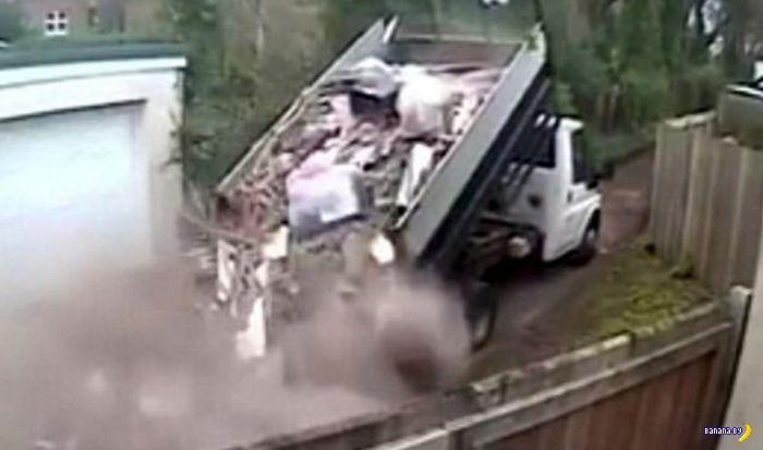Суровое наказание за подброшенный мусор