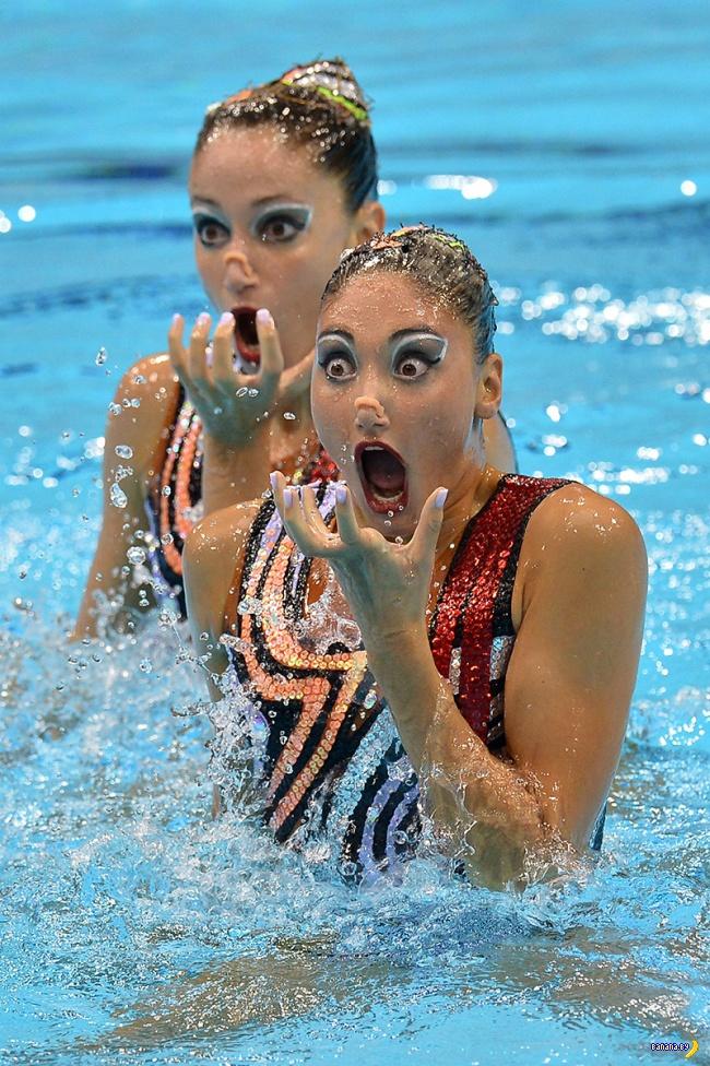 Синхронного плавания больше нет как вида спорта