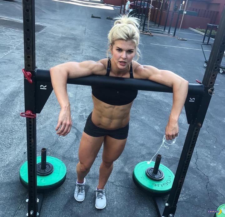 Спортивные девушки - 123