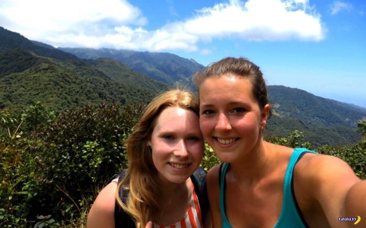 Жуткая история с исчезнувшими туристками