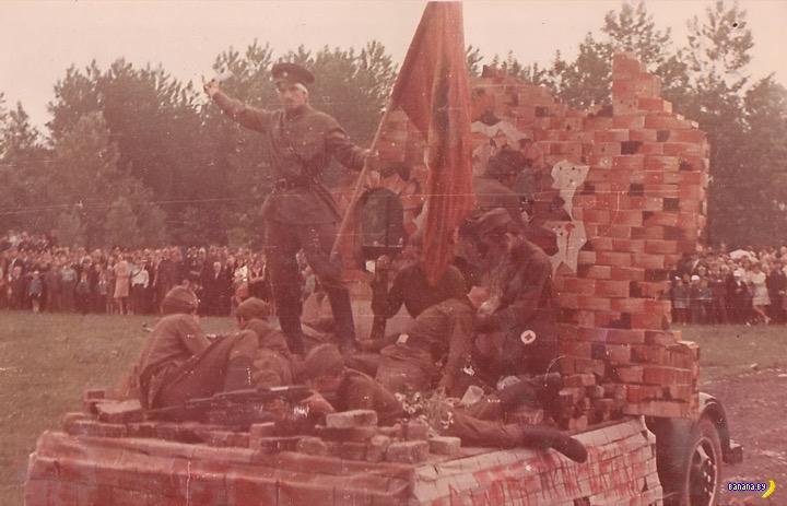 Война и немцы – Сморгонь 1975