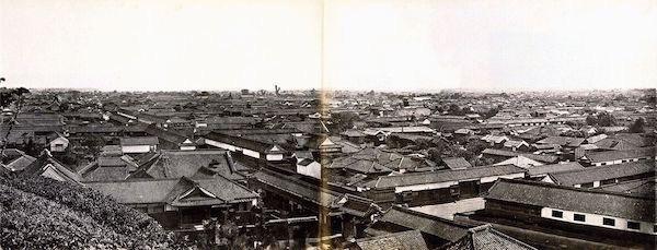 Самые старые фотографии городов
