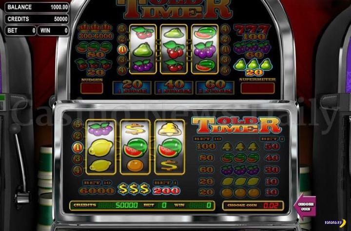 Игровые автоматы на фруктовую тему