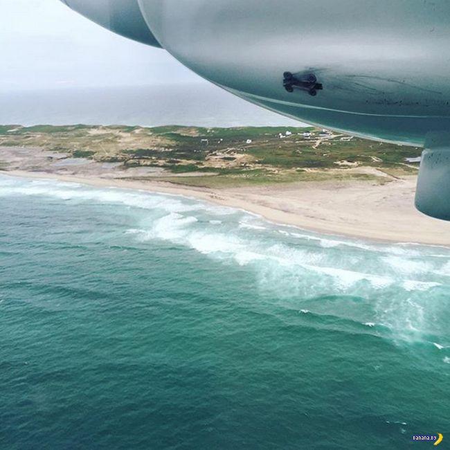 Одиночество на острове Сэйбл