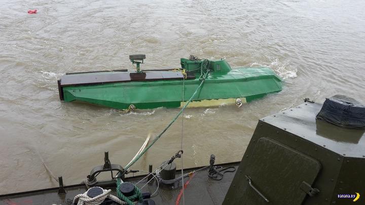 Колумбийская подводная лодка с наркотой