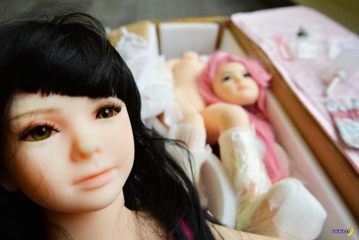 Отлов педофилов при помощи кукол