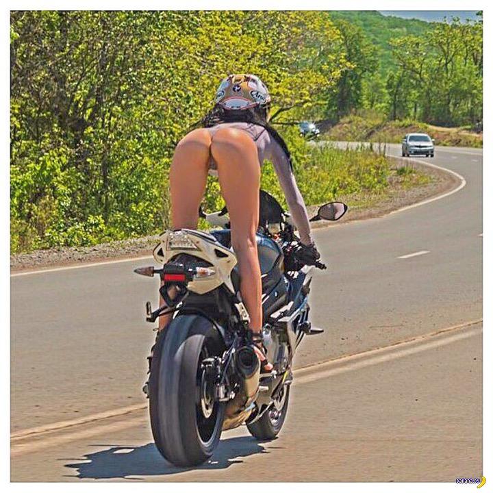 Мотоциклы до добра не доводят...