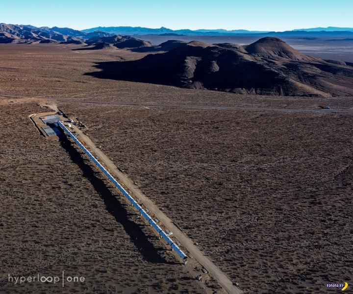 Hyperloop всё быстрее и быстрее