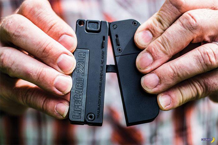 Пистолет LifeCard