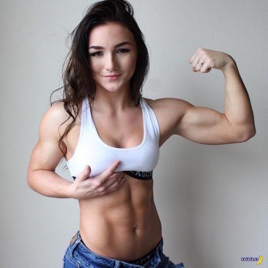 Спортивные девушки - 125