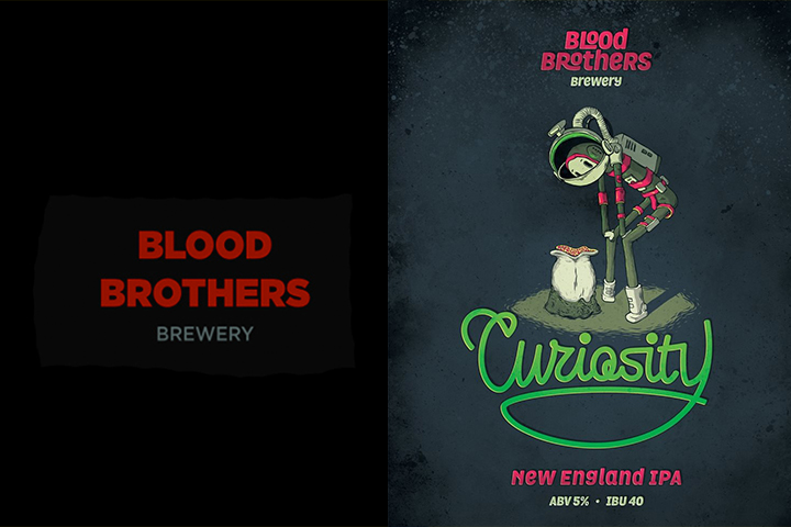Новый сорт пива от Blood Brothers Brewery