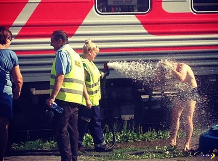 Самые поездатые поезда!