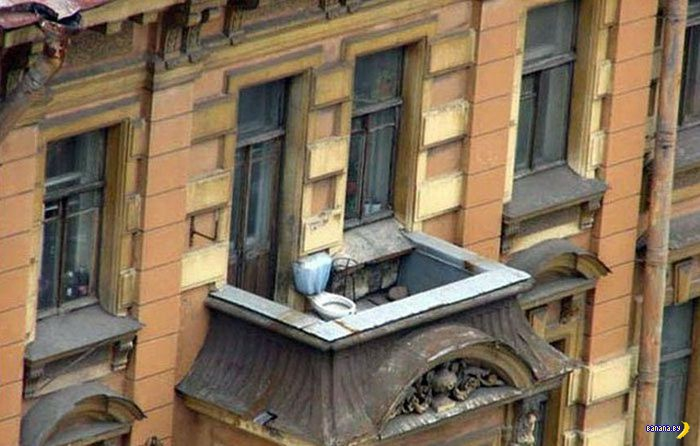 Всё о балконах
