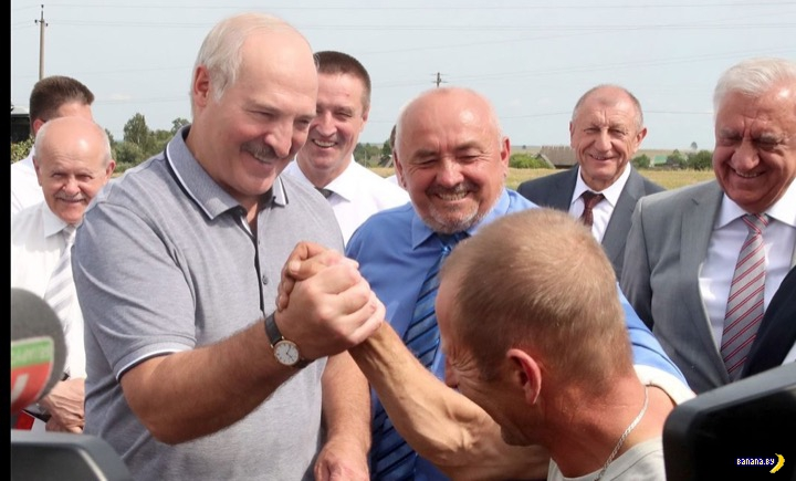Лукашенко дал ориентир – среднюю зарплату в 1500 BYN 📊
