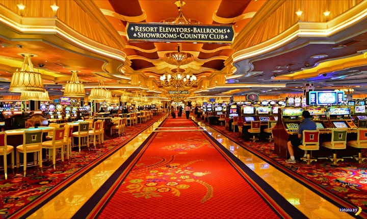 История и развитие казино Wynn Las Vegas